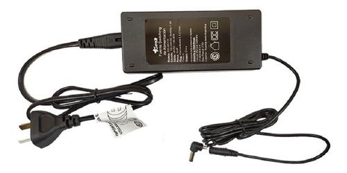 Fuente Switching Plastica Gralf 48v 1.8a Plug Interc 5.5