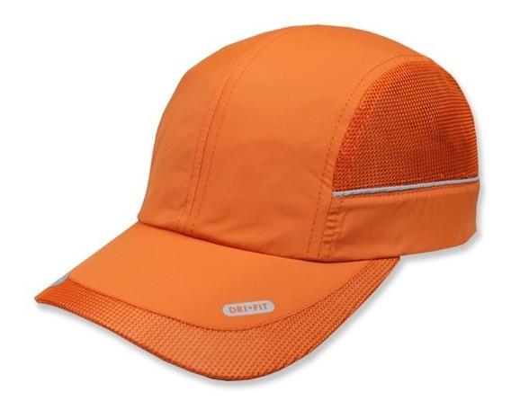 Paquete 24 Gorras Sc Nylon Naranja Neon Unitalla