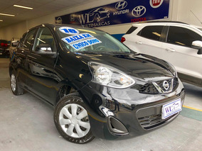 Nissan March 1.0 12v S 5p 2018