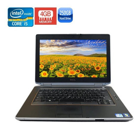 Notebook Dell E6420 Latitude Core I5-2520 4gb Hd 250gb