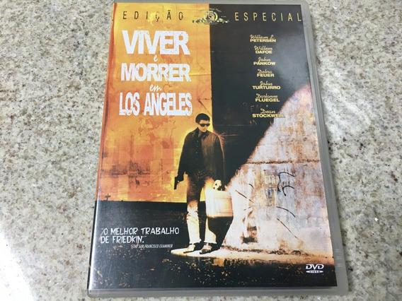 Dvd Viver E Morrer Em Los Angeles Original Filme