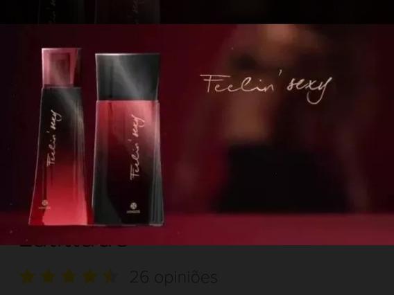 Lançamento, Perfumes Feelin Sexy!! 100ml Produto -original-