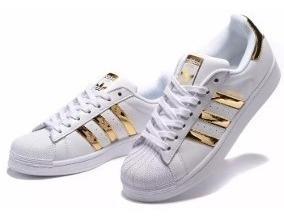 Zapatos adidas Super Star Nuevos De Caja