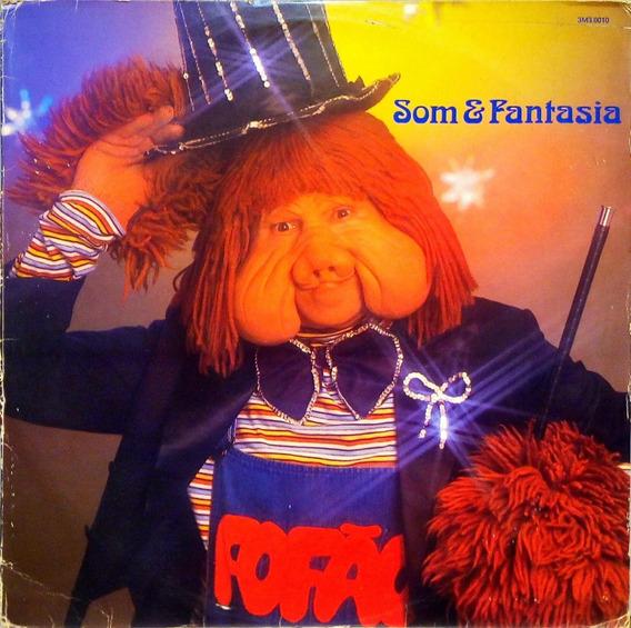 Fofão Lp 1986 Som E Fantasia 12749