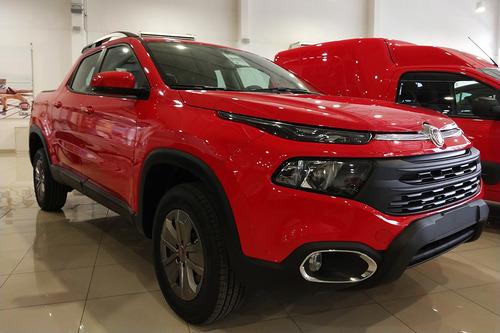 Fiat Toro 0km 2021 - Retira Con $197mil Y Cuotas - L