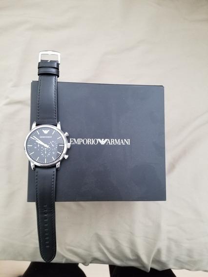 Relógio Empório Armani Modelo Ar8029