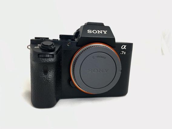 Camera Sony A7ii Corpo (ilce-7m2)