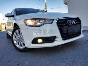 Audi A6 2013 Luxury 3.0 V6 Turbo 7v Qtro Dsg Posible Cambio