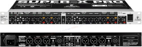 Crossover Behringer Super X Cx3400