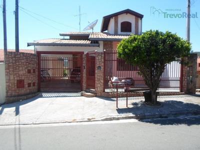 Casa Residencial À Venda, Parque Das Colinas, Valinhos. - Ca0921