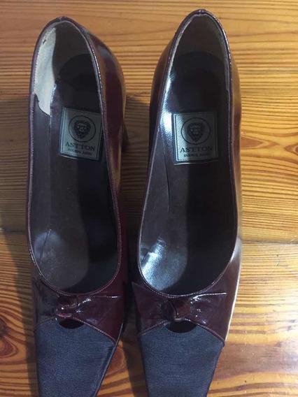 Zapatos Astton De Fiesta Nuevos Talle 40