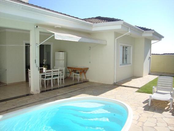 Casa Residencial Para Locação, Residencial Fazenda Serrinha, Itatiba. - Ca0644