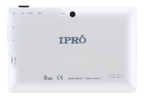 Tablet Ipro Mega 7 8gb Camera 2mp Wifi Android 8.1 + Brinde