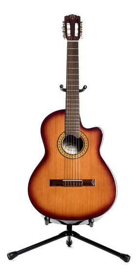 Antigua Casa Nuñez Guitarra Electroacustica Tc2eqch + Envios