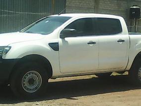 Ford Ranger Doble Cabina 2014 Excelente Estado