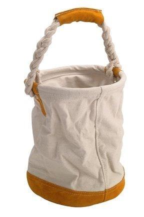 Western Safety Round Canvas Bag
