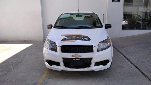 Imagen 1 de 7 de Chevrolet Aveo 2015 1.6 Lt Mt (b)