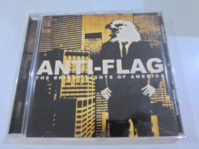 Cd Anti-flag - The Bright Lights Of America Importado