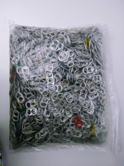 9000 Lacres Latinha Aluminio Artesanato Projeto Social