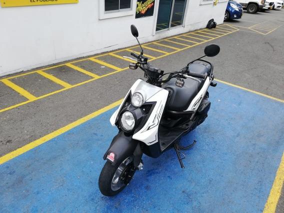 Yamaha Yw125x-bws 125x,