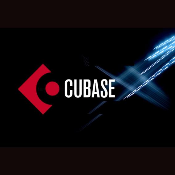 Cubase Le 10 Original / Licença E Software
