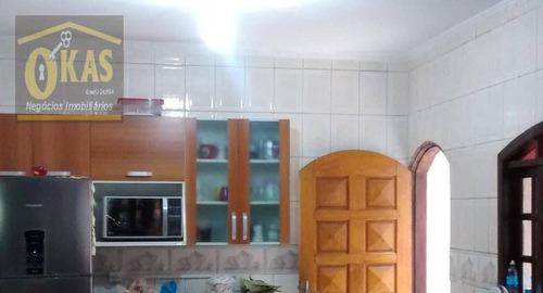 Imagem 1 de 23 de Sobrado Com 2 Dormitórios À Venda, 125 M² Por R$ 400.000,00 - Jardim Luella - Suzano/sp - So0131
