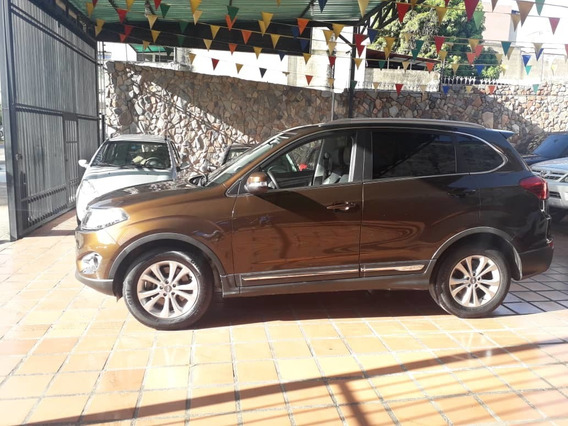 Chery Grand Tiggo, Motor 2.0, Año 2016, Color Marron