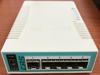 Mikrotik Routerboard Cloud Router Switch Crs106-1c-5s