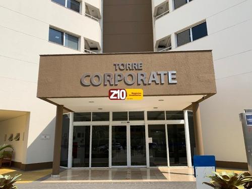 Imagem 1 de 1 de Sl01088 - Jardim Pompéia Indaiatuba/sp - Office Premium Torre Corporate - Aú 40,39m² ( Wc E 01 Vaga De Garagem Coberta) - Venda 280mil - Z10 Negócios - Sl01088 - 69531969