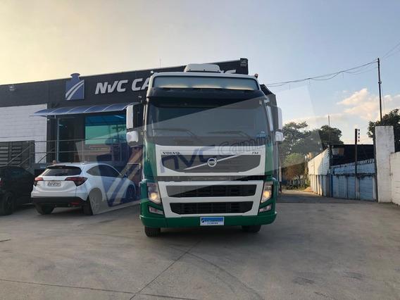 Volvo Fm 370 6x2 Teto Alto I-shift 2012 = Fh 440 Scania P360