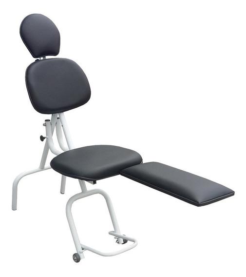 Cadeira De Maquiagem E Podologia Portátil