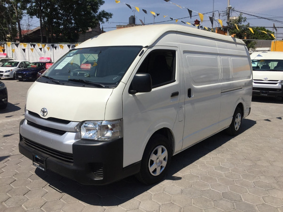 Toyota Hiace 2.7 Panel Super Larga Mt