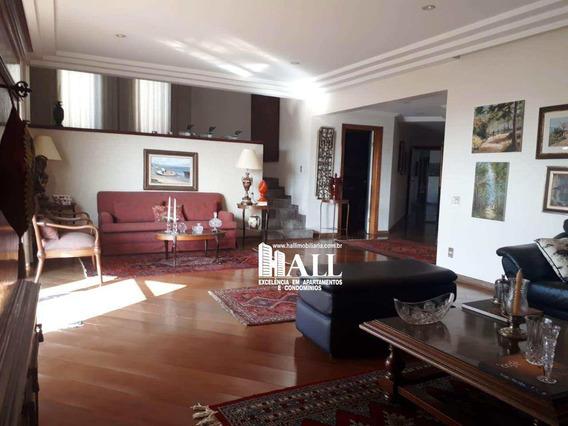 Apartamento Com 4 Dorms, Parque Industrial, São José Do Rio Preto - R$ 750 Mil, Cod: 844 - V844