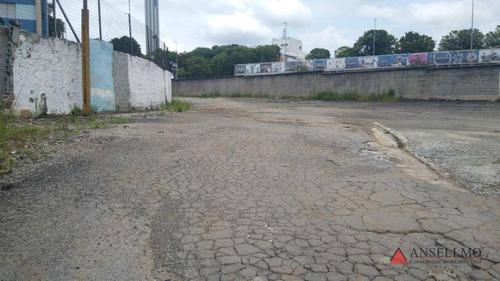 Imagem 1 de 6 de Terreno À Venda, 3000 M² Por R$ 9.000.000,00 - Assunção - São Bernardo Do Campo/sp - Te0121