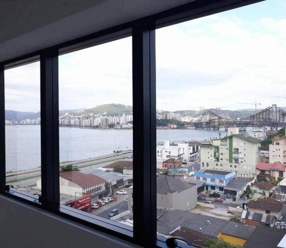 Sala Em Estreito, Florianópolis/sc De 27m² À Venda Por R$ 260.000,00 - Sa433707