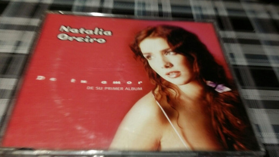 Natalia Oreiro - De Tu Amor - Cd Single Promo - Coleccion