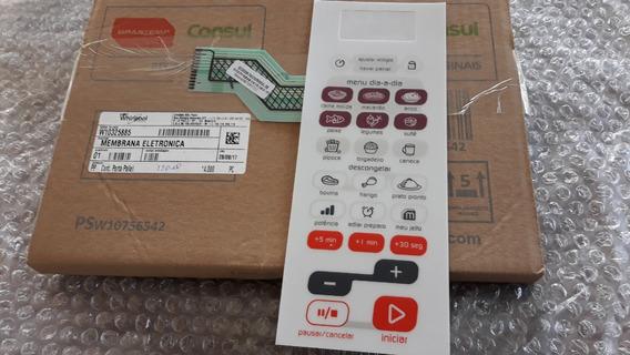 W10325885 Membrana Eletronica Micro Ondas Brastemp Bms45ab