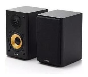 Monitores De Referencia Edifier R1000 T4 Para Estúdio E Djs