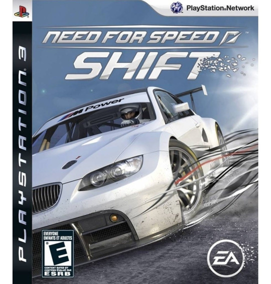 Need For Speed Shift - Jogo Ps3