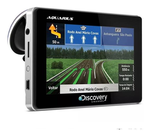 Gps Automotivo Discovery Mtc3653 4.3 Pol Tv Mp3 Mp4 Usado