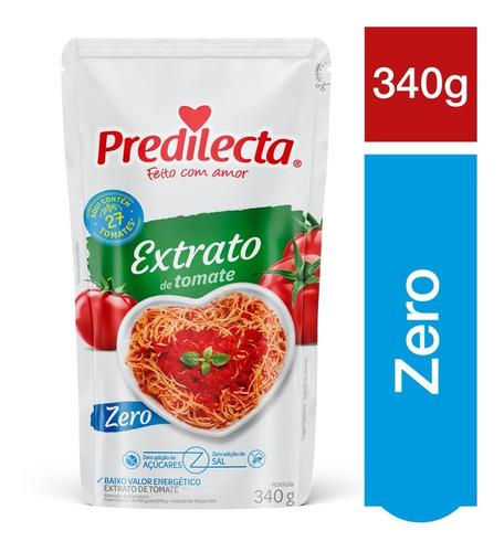 Imagem 1 de 1 de Extrato Tomate Zero 340g Predilecta