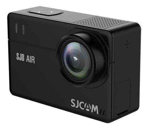 Câmera De Ação E Esportiva Sjcam Sj8 Air Wifi Full Hd 14mp