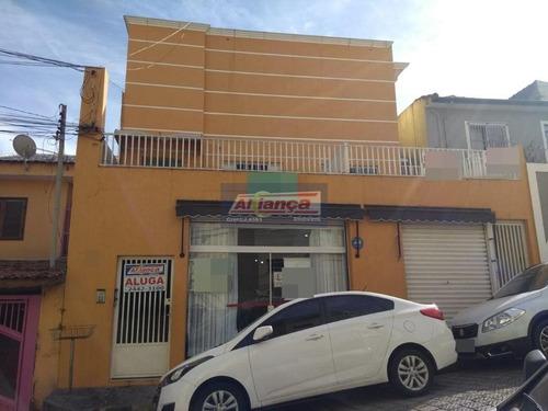 Sala Para Alugar, 60 M² - Vila Galvão - Guarulhos/sp - Ai18116