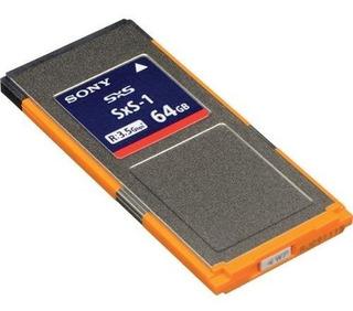 Tarjeta De Memoria Sxs De Sony Sbs64g1c G1c Series 64gb
