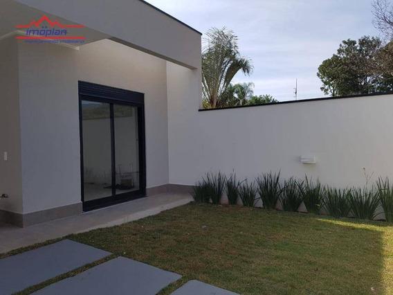 Casa Com 3 Dormitórios À Venda, 161 M² Por R$ 966.000 - Jardim Floresta - Atibaia/sp - Ca3638
