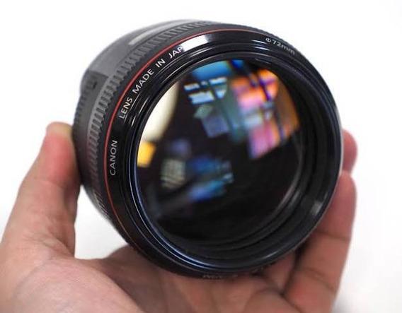 85mm F/1.2l Ii Usmdacanon