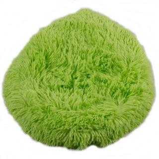 Cobertor Para Tapa Inodoro O Bidet Pelos Verde