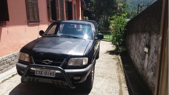Chevrolet S10, Cab. Dupla, 4.3, V6, Gnv, 2º Dono, Doc Ok