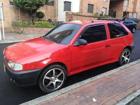 Volkswagen Gol Modelo 1998 Económico De Combustible