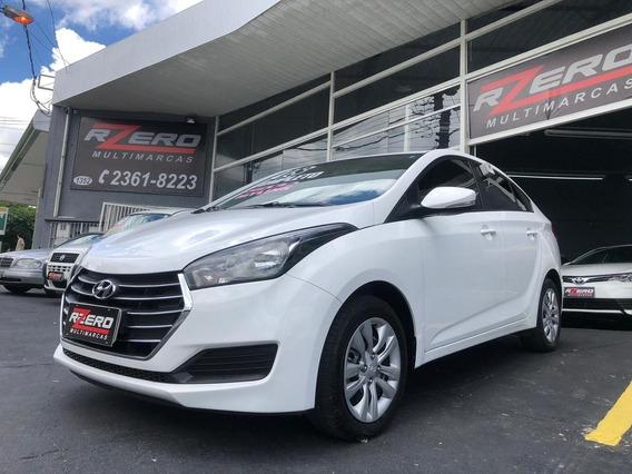 Hyundai Hb20s 2018 Completo 1.6 Flex 26.000 Km Automático